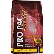 Pro Pac Ultimates Overland Red Beef & Potato Grain-Free Dry Dog Food, 28-lb bag