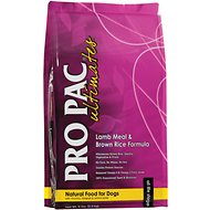 Pro Pac Ultimates Lamb Meal & Brown Rice Dry Dog Food, 28-lb bag