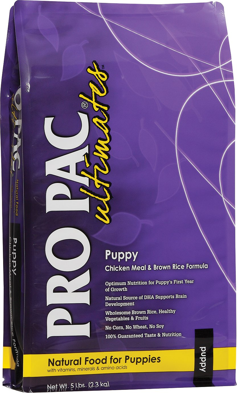 Puppy Food Pro Pac Dog Food