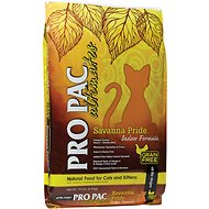 Pro Pac Ultimates Savanna Pride Chicken Grain-Free Indoor Dry Cat Food, 14-lb bag
