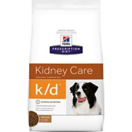 Hill's Prescription Diet k/d Kidney Care with Lamb Dry Dog Food, 8.5-lb bag