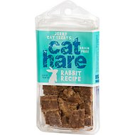 Hare of the Dog Cat Hare 100% Rabbit Jerky Cat Treats