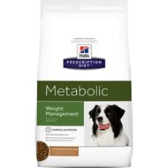 Hill's Prescription Diet Metabolic Weight Management Lamb Meal & Rice Formula Dry Dog Food, 17.6-lb bag