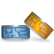 I Luv My Cat Aku Luv & Tender Luv Grain-Free Natural Variety Canned Cat Food