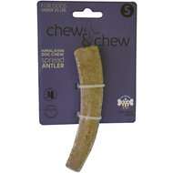 Himalayan Dog Chew & Chew Cheese Spread Antler Dog Treat, Small