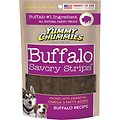 Yummy Chummies Savory Strips Buffalo Recipe Grain-Free Dog Treats