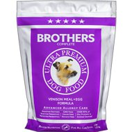 Brothers Complete Venison Meal & Egg Formula Advanced Allergy Care Grain-Free Dry Dog Food, 5-lb bag