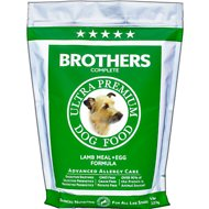 Brothers Complete Lamb Meal & Egg Formula Advanced Allergy Care Grain-Free Dry Dog Food, 5-lb bag