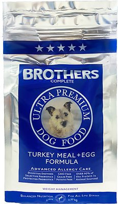 1. Brothers Complete Ultra Premium Grain-Free Dry Dog Food