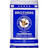 Brothers Complete Turkey Meal & Egg Formula Advanced Allergy Care Grain-Free Dry Dog Food, 25-lb bag