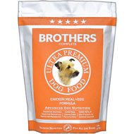 Brothers Complete Chicken Meal & Egg Formula Grain-Free Dry Dog Food, 5-lb bag