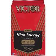 Victor High Energy Formula Dry Dog Food, 40-lb bag