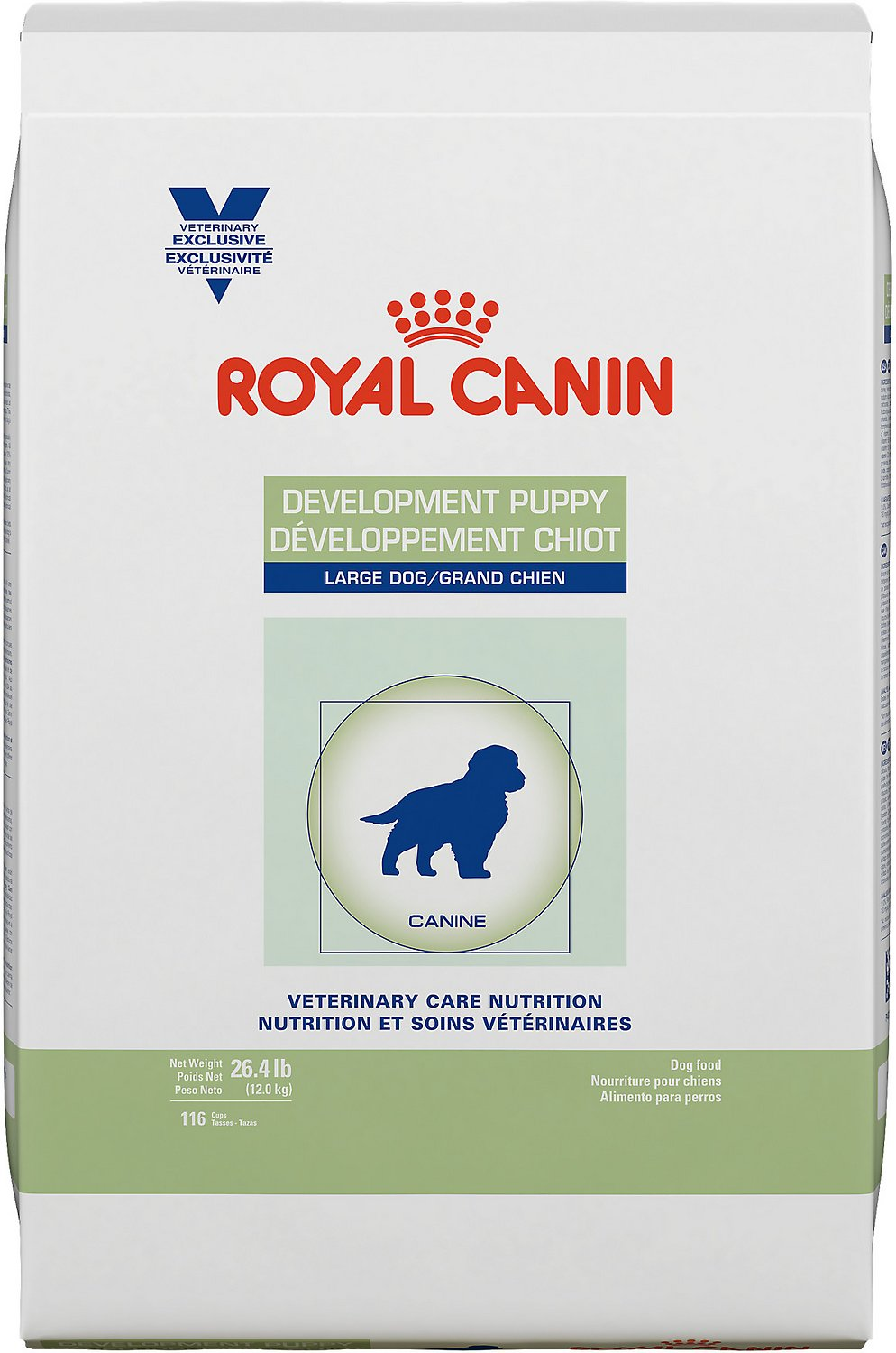 Royal Canin Veterinary Diet Development Large Breed Puppy