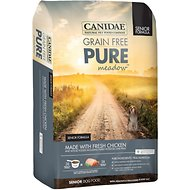 Canidae Grain-Free PURE Meadow Senior Formula with Chicken Dry Dog Food, 24-lb bag