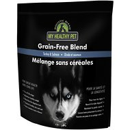 Holistic Blend Grain-Free Turkey & Salmon All Life Stages Dry Dog Food, 3-lb bag