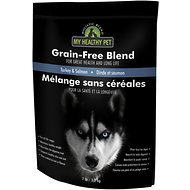 Holistic Blend Grain-Free Turkey & Salmon All Life Stages Dry Dog Food, 7-lb bag