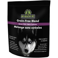 Holistic Blend Grain-Free Marine 5 Fish All Life Stages Dry Dog Food, 3-lb bag
