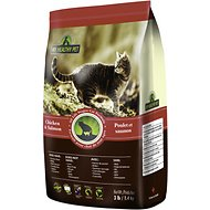 Holistic Blend Chicken & Salmon All Life Stages Dry Cat Food, 3-lb bag