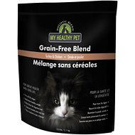 Holistic Blend Grain-Free Turkey & Chicken All Life Stages Dry Cat Food, 2-lb bag
