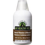 Holistic Blend Natural Vitamins & Minerals for Dogs & Cats, 10.1-oz bottle