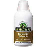Holistic Blend Flax Seed Oil for Dogs & Cats, 11.5-oz bottle