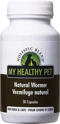 Holistic Blend Natural Wormer For Dogs