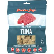 Grandma Lucy's Freeze-Dried Singles Tuna Dog & Cat Treats, 2-oz bag