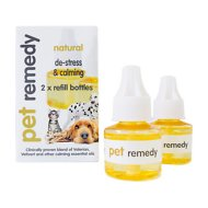 Pet Remedy Natural De-Stress and Calming for Pets Refill, 2-count