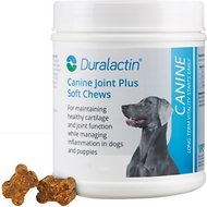 Duralactin Canine Joint Plus Soft Chew Dog Supplement, 60 count
