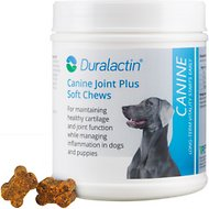 Duralactin Canine Joint Plus Soft Chew Dog Supplement, 90 count