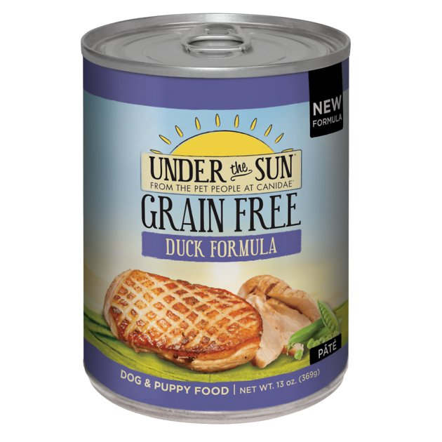 Under The Sun Wet Dog Food