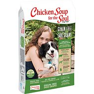 Chicken Soup for the Soul Limited Ingredient Diet Lamb, Pea & Green Lentil Grain-Free Dry Dog Food, 25-lb bag
