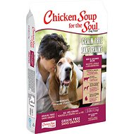 Chicken Soup for the Soul Beef & Legumes Grain-Free Dry Dog Food, 4-lb bag