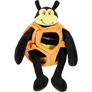 KONG Puzzlements Bee Dog Toy, Large