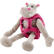 KONG Puzzlements Hippo Dog Toy, Large