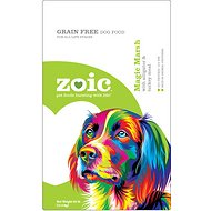 Zoic Magic Marsh with Alligator & Turkey Meal Grain-Free Dry Dog Food, 4.5-lb bag
