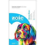Zoic Seven Seas with Cod & Herring Meal Grain-Free Dry Dog Food, 4.5-lb bag