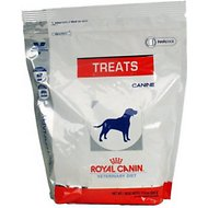Royal Canin Veterinary Diet Canine Dog Treats, 17-oz bag