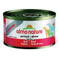 Almo Nature Legend Beef Adult Canned Dog Food, 3.35-oz, case of 24