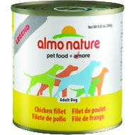 Almo Nature Legend Chicken Fillet Adult Grain-Free Canned Dog Food, 9.88-oz, case of 12