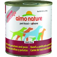 Almo Nature Legend Homemade Style Beef with Potatoes and Peas Adult Grain-Free Canned Dog Food, 9.88-oz, case of 12