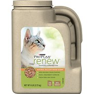Purina Pro Plan Renew Natural Balsam Wood Scent Clumping Cat Litter, 6-lb jug