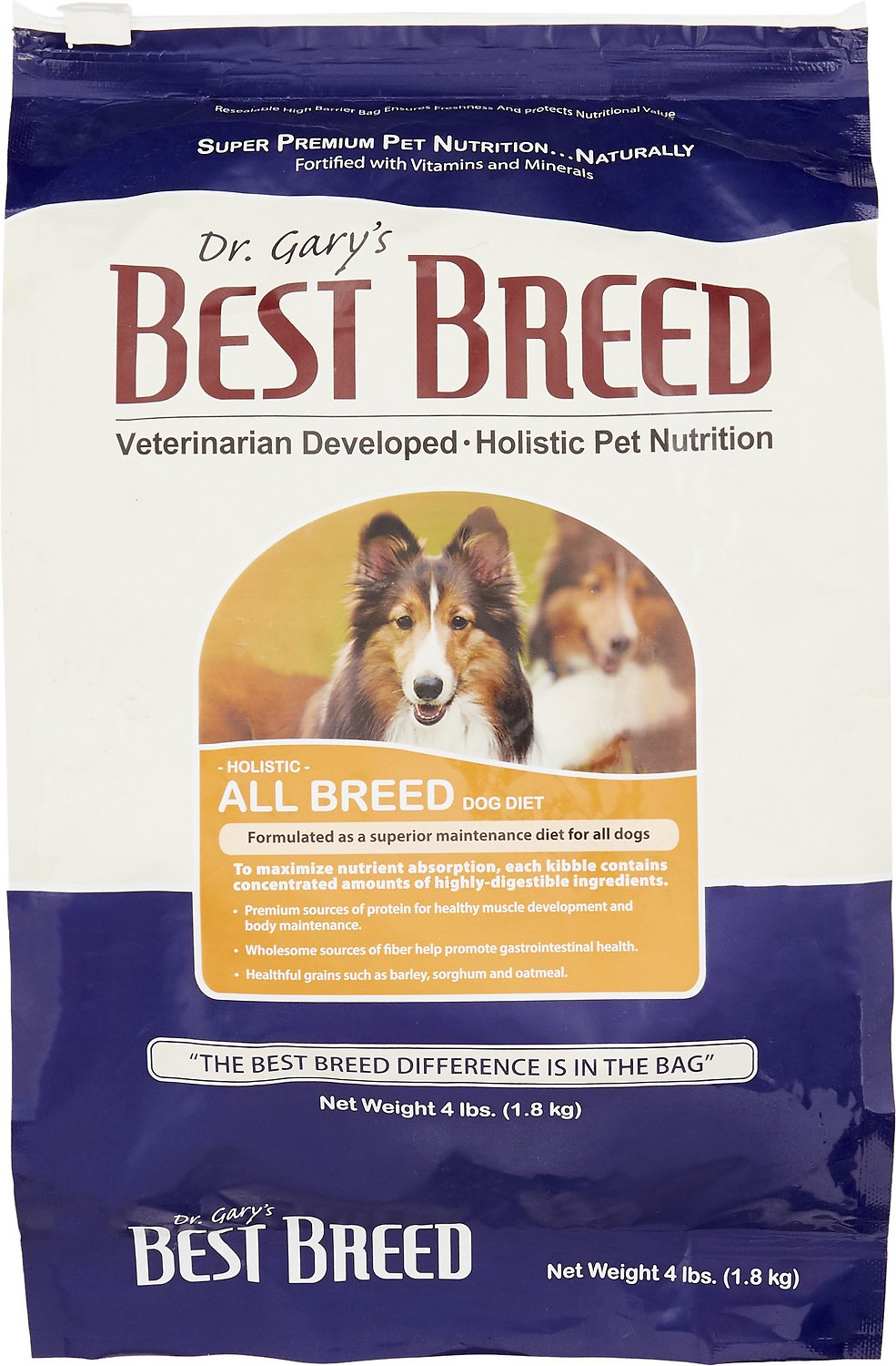 Dr Gary S Best Breed Holistic All Breed Dry Dog Food 4