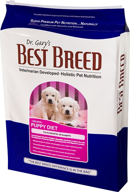 Dr Gary S Best Breed Puppy Food Reviews