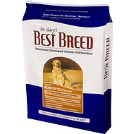 Dr. Gary's Best Breed Holistic Senior Reduced Calorie Dry Dog Food, 30-lb bag