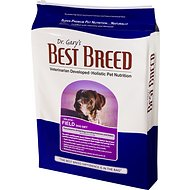 Dr. Gary's Best Breed Holistic Field Dry Dog Food, 4-lb bag