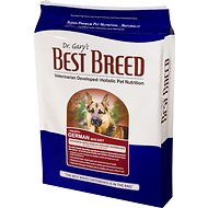 Dr. Gary's Best Breed Holistic German Dry Dog Food, 30-lb bag