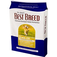 Dr. Gary's Best Breed Holistic Salmon with Vegetables & Herbs Dry Dog Food, 30-lb bag
