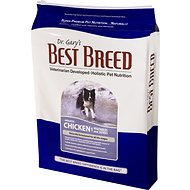 Dr. Gary's Best Breed Holistic Chicken with Vegetables & Herbs Dry Dog Food, 30-lb bag