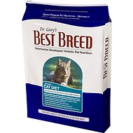 Dr. Gary's Best Breed Holistic All Life Stages Dry Cat Food, 30-lb bag